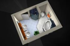 levná koupelna